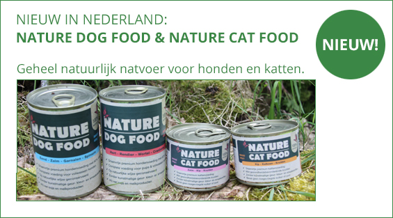 Nieuw Nature Dog Food